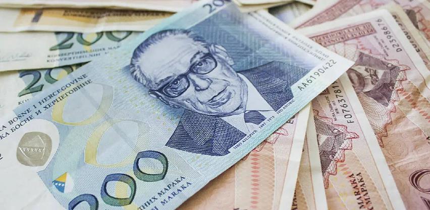Sredstva od MMF-a uplaćena na depozitni račun za javne prihode KS