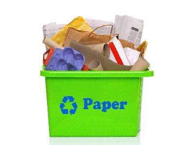 Evropa najviše reciklira papir