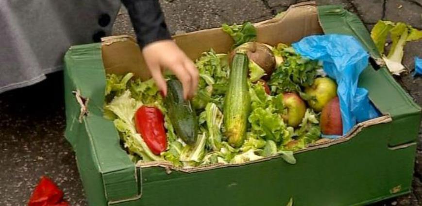 Poziv za kandidiranje inovativnih rješenja za sprječavanje bacanja hrane
