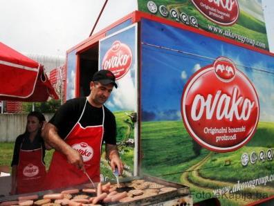 Deseta jubilarna ramazanska donacija Mesne industrije Ovako