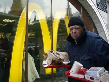 McDonald's bilježi sve veći pad, direktor odlazi u penziju