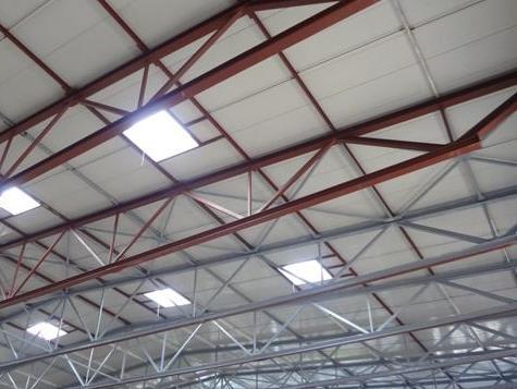 Sportska dvorana u Gračanici konačno dobila krov
