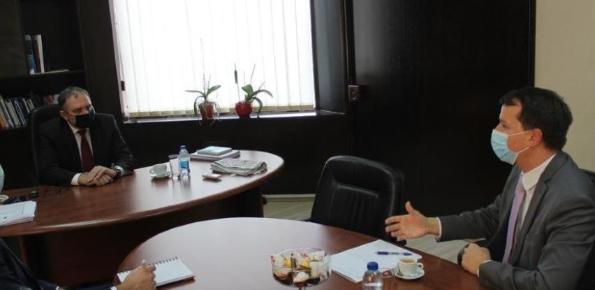 Martinović i Kamenica razgovarali o setu energetskih zakona