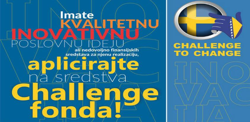 SERDA organizuje Info dan: Predstavljanje poziva Challenge fonda
