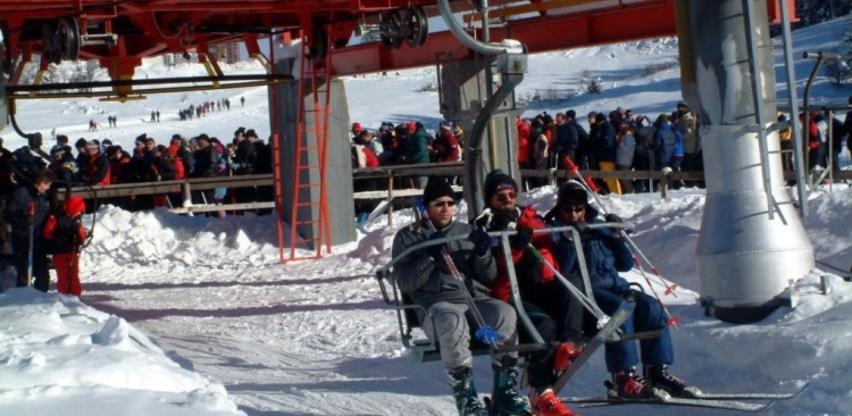 U januaru u BiH 78 hiljada turista, 16,3 posto više nego u januaru lani