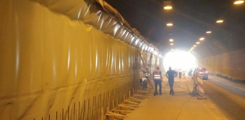 Obustavljen saobraćaj u tunelu Ormanica