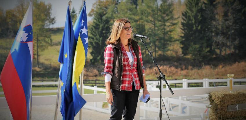 Ambasadorica Bukinac: Imate u BiH mnoštvo globalno privlačnih stvari