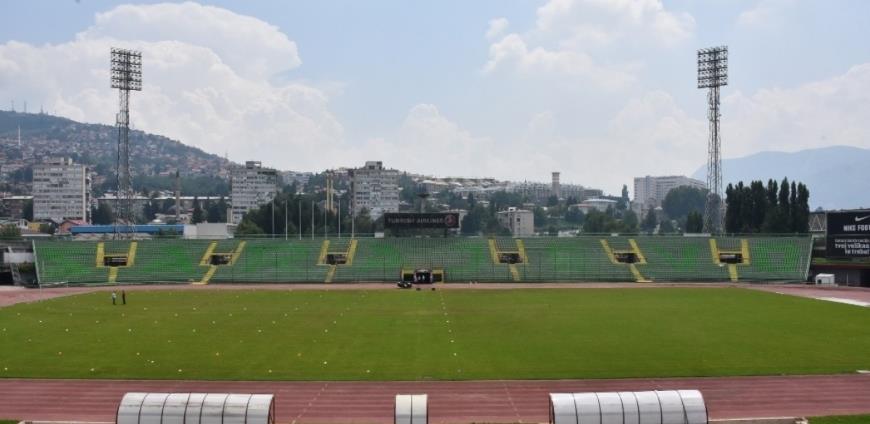 Završeni radovi na ugradnji čitača karata na stadionu Koševo