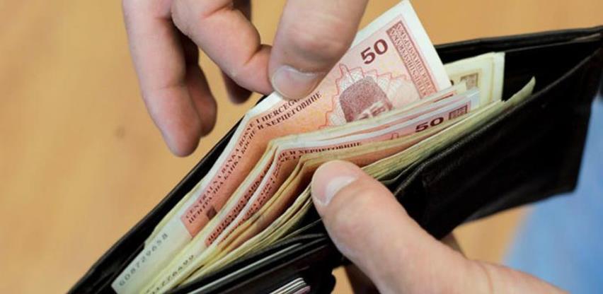 Prosječna novembarska plata nakon oporezivanja u RS-u 969 KM