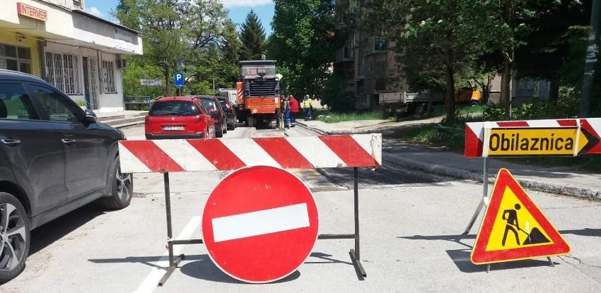 Počeli radovi na sanaciji dijela ulice Splitska na Kovačićima