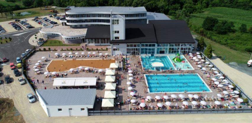 """Obnovljeni rekreativno-ugostiteljski centar """"Terme Ozren"""" počeo sa radom"""