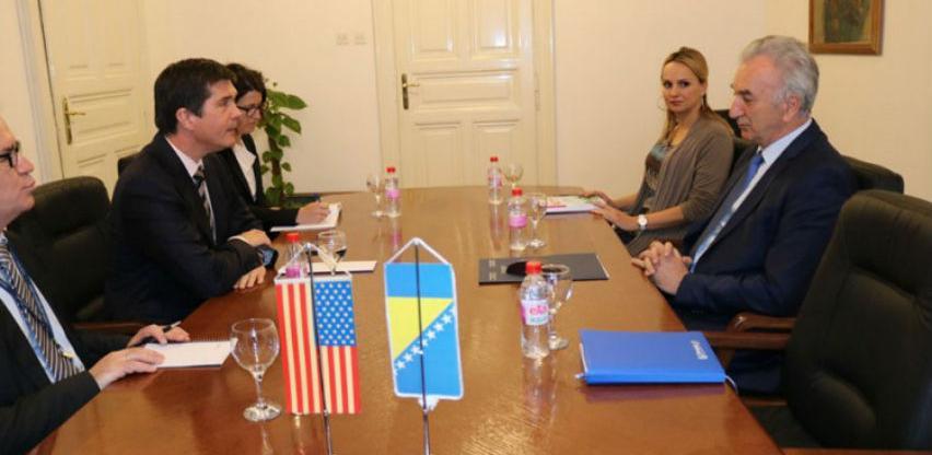 Šarović sa Nelsonom: BiH na pragu Svjetske trgovinske organizacije