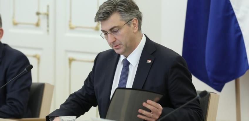 Plenković: Hrvatska u eurozoni i Schengenu do 2024.