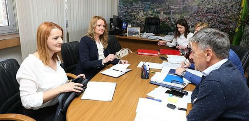 Grad Zenica nastavlja podršku rukovodstvu KŽK Čelik