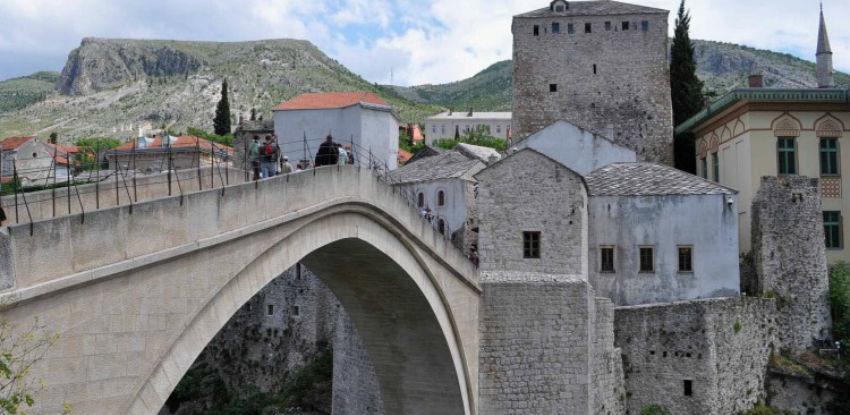 Pola milijuna maraka za zaštitu mostarskog kulturno-povijesnog naslijeđa