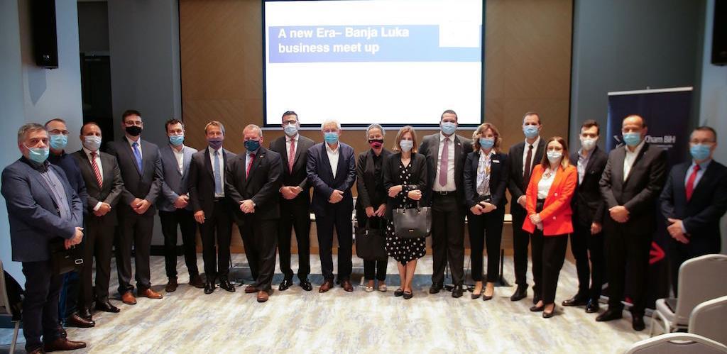 Jačanje saradnje sa članovima AmCham-a iz Banja Luke 