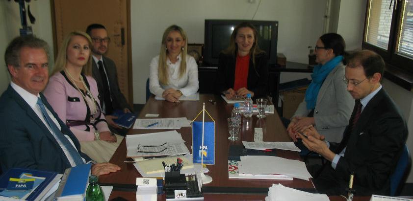 Novoimenovani trgovinski savjetnik ambasade Austrije u BiH posjetio FIPA-u
