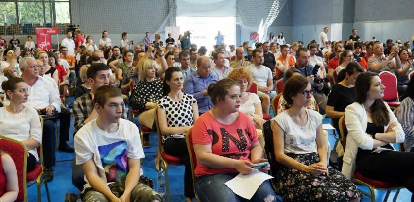 Otvoren Prvi sajam zapošljavanja osoba s invaliditetom u BiH