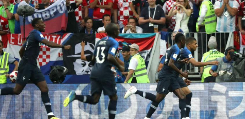 Francuska preko VAR-a do naslova prvaka