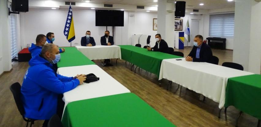 Džindić: Donosimo u Mostar nove projekte vrijedne preko 200 miliona KM