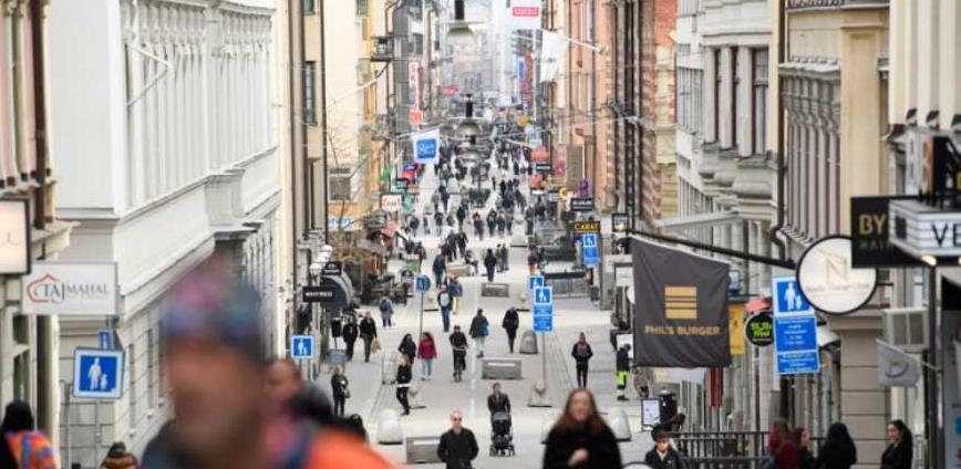 Kako je Švedska profitirala od izbjegavanja karantina
