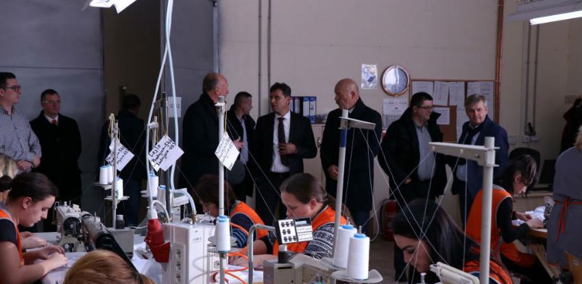 'Alma Ras' nastavlja graditi ime u Bosanskom Petrovcu, cilj 100 radnika