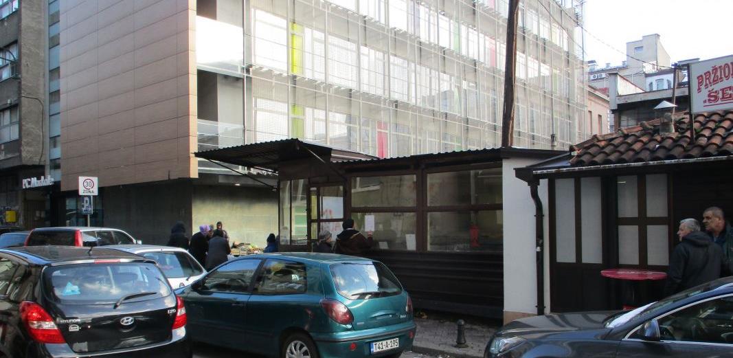 Ko će graditi poslovno-stambeni objekat iza pijace Markale?