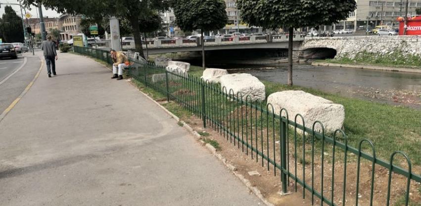 Okončani radovi na zaštiti stećaka na Skenderiji