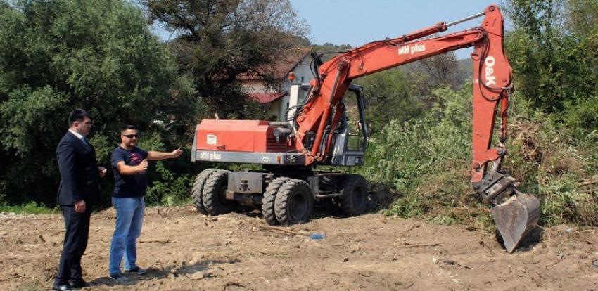 U Loparama se gradi auto-kamp na 13.000 metara kvadratnih