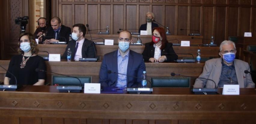 Srdić povukao kandidaturu, za predsjedavajućeg Gradskog vijeća Sarajeva izabran Jasmin Ademović