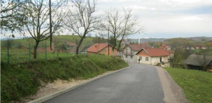 Nastavlja se gradnja puteva Crkvina i Šabići