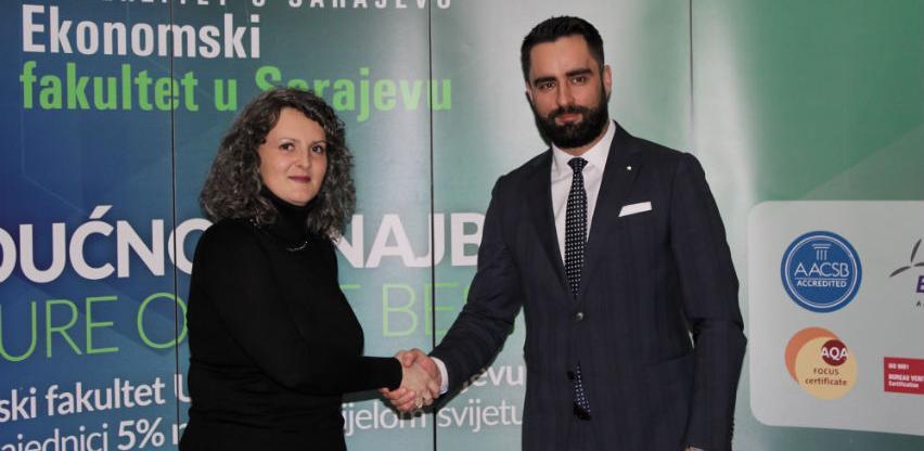 Sberbank BH suorganizator CEO konferencije