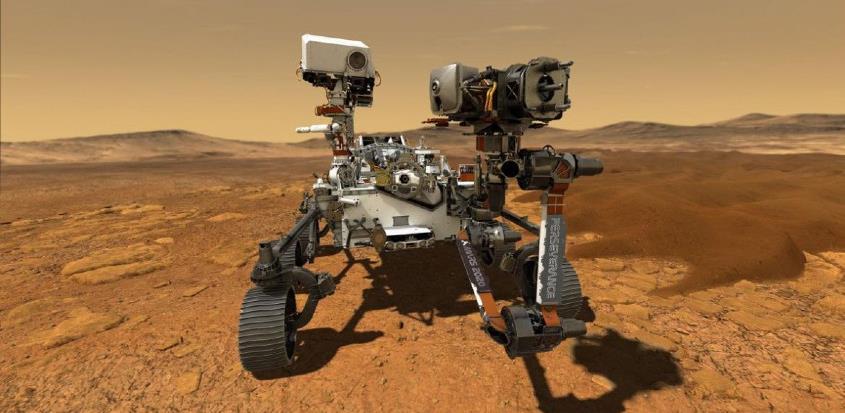 BiH danas u pažnji svjetske javnosti jer NASA-in rover polijeće ka Jezeru