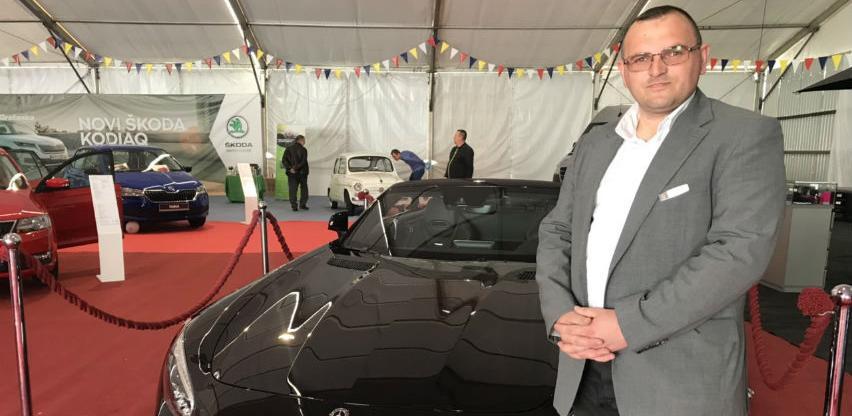 Dropić: A-Klasa je najinteligentnije auto na svijetu