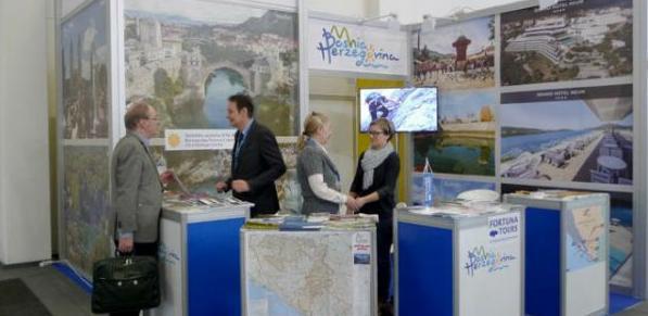 BiH na sajmu u Berlinu - Kakva država, takav turizam