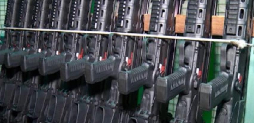 BiH raspolaže sa 4.800 tona viškova naoružanja, ne zna se put ukradenog oružja