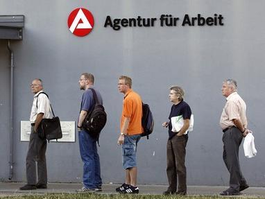 Njemačka obara rekorde: Stopa nezaposlenosti u januaru 6,5 posto