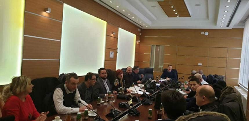 U Privrednoj komori FBiH održan 2. sastanak Odbora Udruženja za elektromobilnost