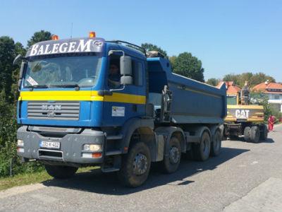 Nastavljeni radovi na rekonstrukcijiregionalne ceste Srnice -Gračanica