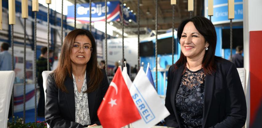 Kandemir: Željeli bismo imati više turskih kompanija na Mostarskom sajmu