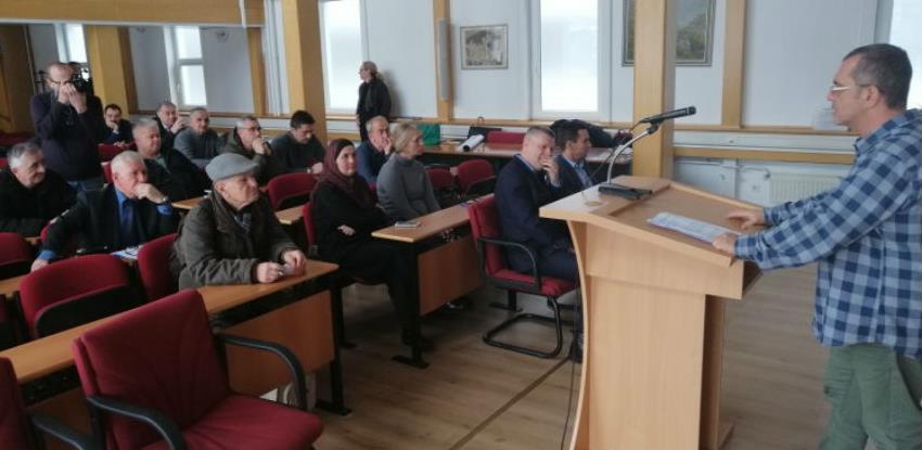 Vlasnici objekata u Novom Sarajevu upoznati s procedurom utopljavanja