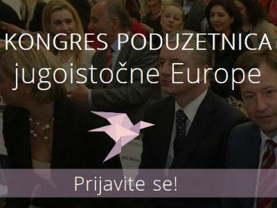 U Zagrebu 8. ožujka počinje Kongres poduzetnica jugoistočne Europe