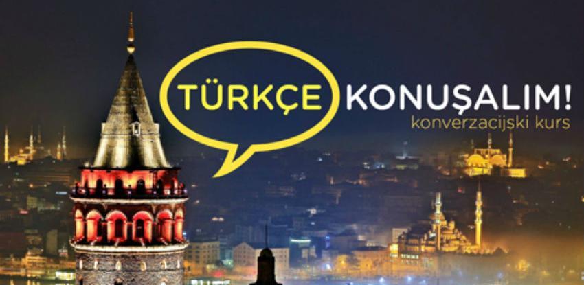 Intenzivni konverzacijski kurs turskog jezika – početni nivo