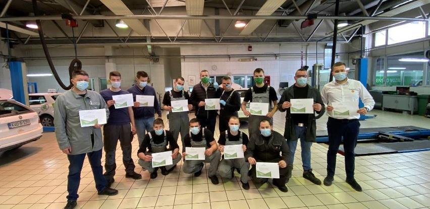#Project1Hour - Ambasadori zaštite okoliša Porsche BiH dali doprinos u zaštiti klime