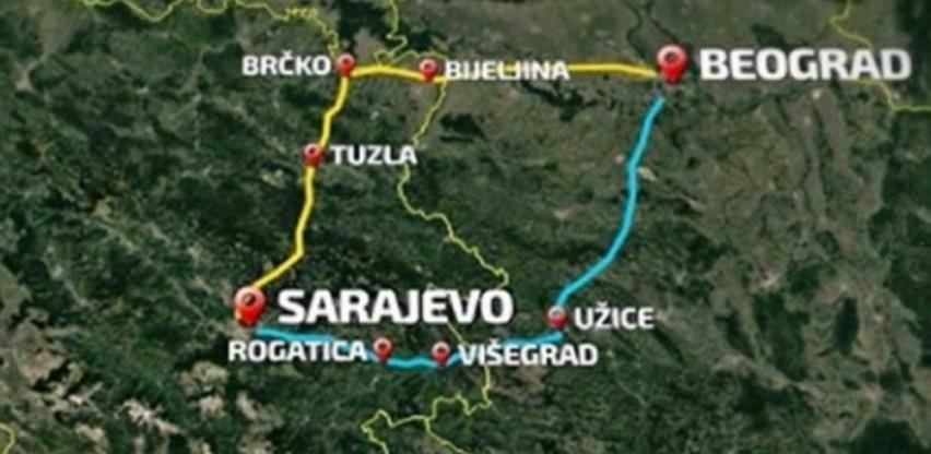 Posjeta Erdogana ubrzat će izgradnju autoputa Sarajevo-Beograd