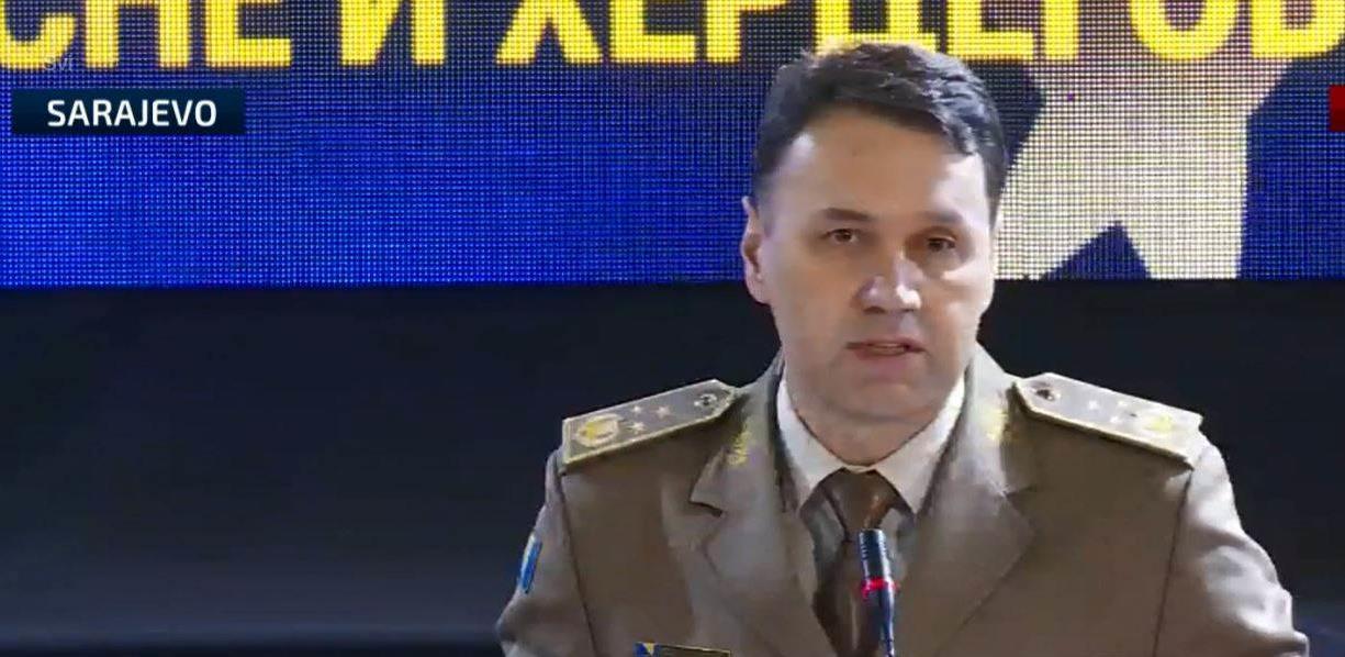Mašović: Vježba NEL-1 najveća vježba u historiji NATO-a