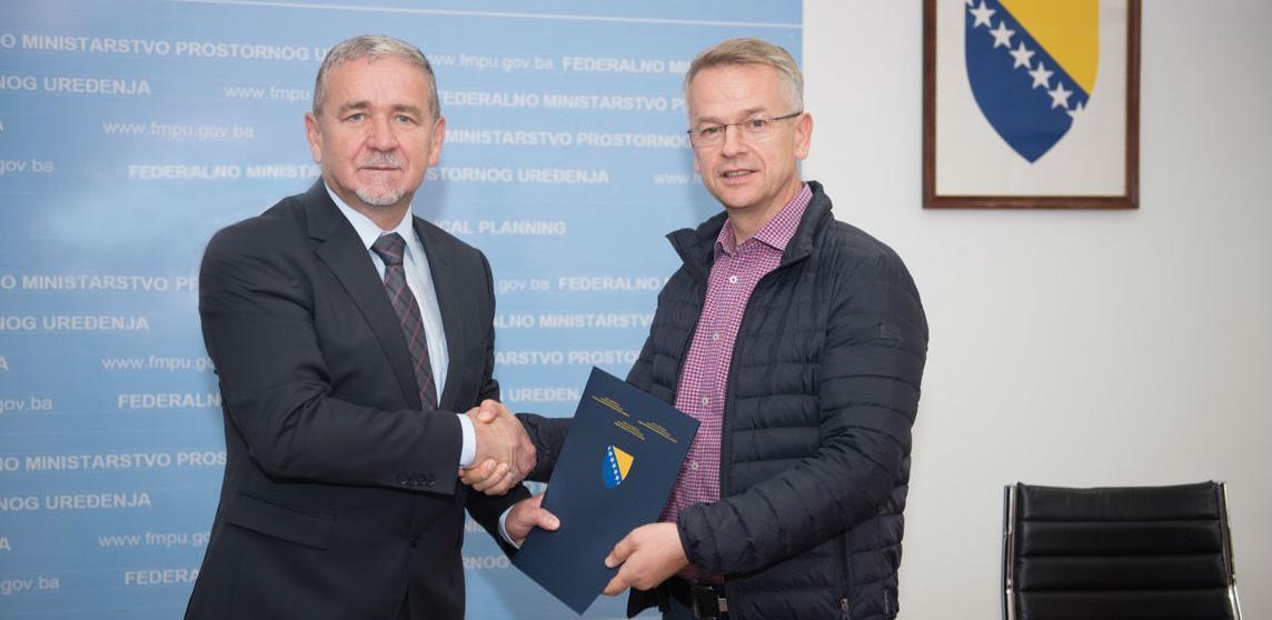 Potpisan ugovor o energijskoj učinkovitosti Klinike za neuropsihijatriju