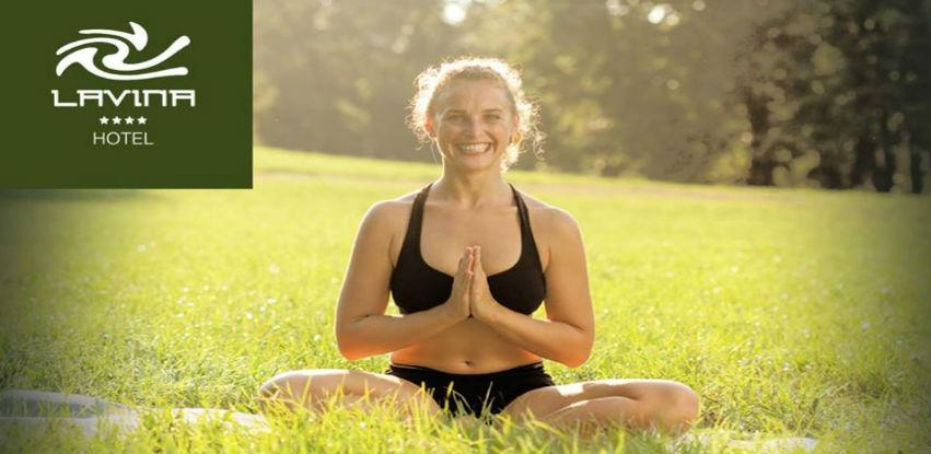 Relax yoga paket - najnovija ponuda Hotela Lavina