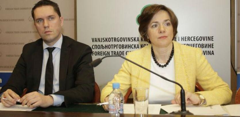 Drvni sektor Bosne i Hercegovine je u 2016. godini, kako je kazano na Skupštini, ostvario izvoz u iznosu od 1.188.865.450 KM.