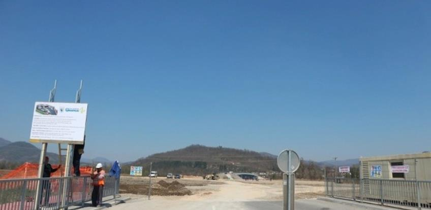 Počela izgradnja graničnog prelaza u Bratuncu vrijednog 14,5 miliona KM